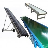 Transportation Conveyor Belts