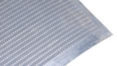 Galvanized Shutter Sheet Metal