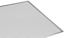 Oval Sheet Metal