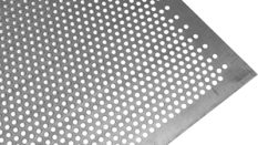 Round Perforated Sheet Metals